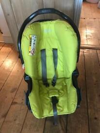 Graco Junior Baby infant car seat