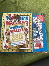 Where's Wally solid gold collection 5 books