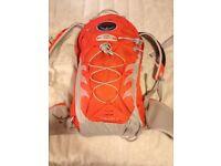 Osprey Talon 11 ltr backpack new also Burton 10 ltr