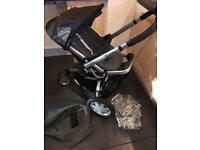 Quinny buzz spares pushchair