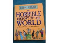 Horrible History Of The World - Terry Deary