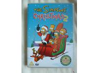 THE SIMPSONS CHRISTMAS 2 DVD