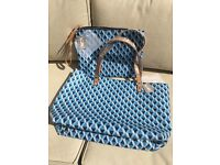 Brand New Accessorize Beach Tote with accessory bag