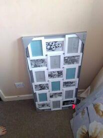 Large photo frame