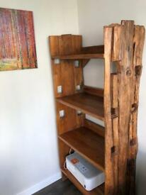 Driftwood Display Unit / Bookcase