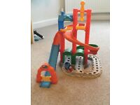 Thomas and Friends my first twisting towers tracks