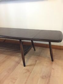 ERCOL retro coffee table