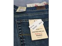 LEE COOPER LOW RISE WOMENS JEANS BRAND NEW WITH TAGS