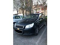 2009 1.2 Chevrolet Aveo cheap tax/cheap insurance/excellent 44+ MPG/easy parking/long MOT £1200 PX?