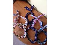 Wire hairbands £1 each or £5 for all 6