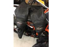 Rst motorcycle leathers