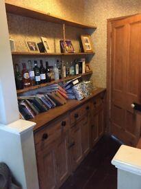 Victorian Pantry Dresser