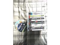 PlayStation 3 with 15 games and 3 pads good condition