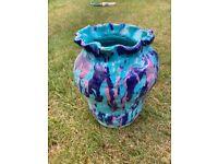 Glazed Pottery Pot