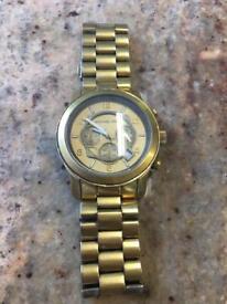 Michael Kors runway chronograph watch MK8227