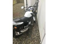 Yamaha YBR125 2017 Reg! Only 1 owner