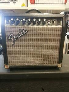 Fender Guitar Amp (13154) We sell used Amps and Musical equipment.