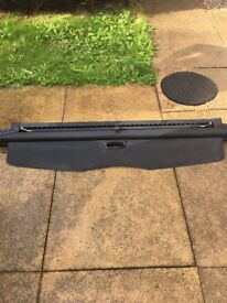 BMW 525 touring parcel shelf dog guard load luggage cover