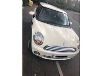 MINI ONE PEPPER WHITE 2009 EXCELLENT CONDITION WELL MAINTAINED