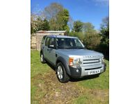 Discovery 3 Manual. 7 seater. Very good condition,