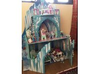 Ice Palace dolls house