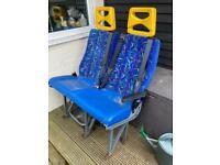Van / Campervan / Minibus seat-belted seats