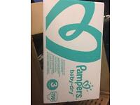 Pampers Baby Dry Size 3 Nappies 2 x 198 packs