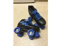 Boys Roller Boots size 2