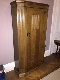 Antique Hall Cupboard