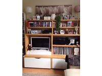 Versatile TV/Media and Storage Unit in Great Condition!