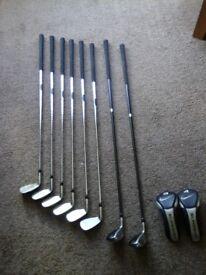 Nike slingshot golf clubs for sale