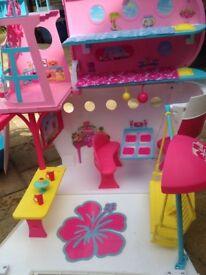 Barbie Cruise Boat