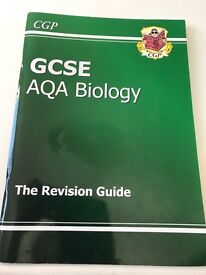 Aqa Biology GCSE revision guide ' As new'