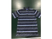 Striped Guise Polo Shirt