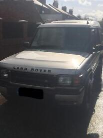 Discovery 2 TD5, full leather es model or Swaps for s max