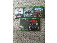 X5 Xbox one games