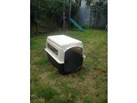 Petmate Ultra Vari Kennel (Large) - IATA approved dog travel crate / kennel
