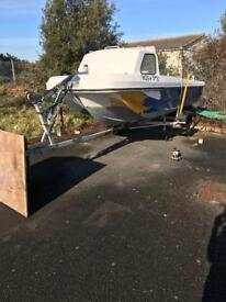 Wilson flyer 17 feet