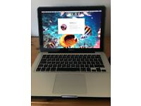 Mid 2012 MacBook Pro excellent condition w/ charger and case