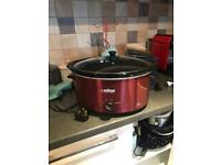Crofton professional slow cooker oven