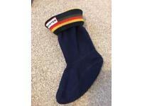 NEW Hunter welly socks