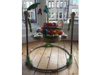 Fisher Price Rainforest Jumperoo. Used, but very good condition.
