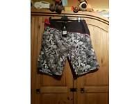 Hot tuna ladies swimming shorts size 18