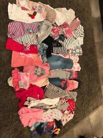 Girls Clothes Bundle: Age 2-3