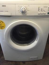 Zanussi washing machine (3 months warranty)