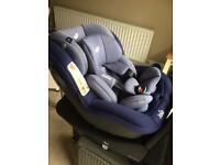 Joie I-Anchor Advance 0-4yr car seat incl isofix