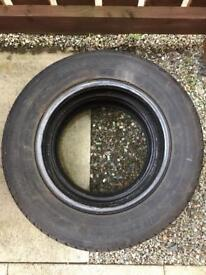 2 used tires 175/70 R14