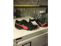 Puma size 5.5 football boots!