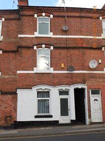 2 Bed first floor duplex flat, Hartley Road, Nottingham, NG7 3AD