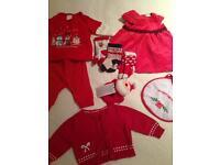 Newborn girls CHRISTMAS bundle